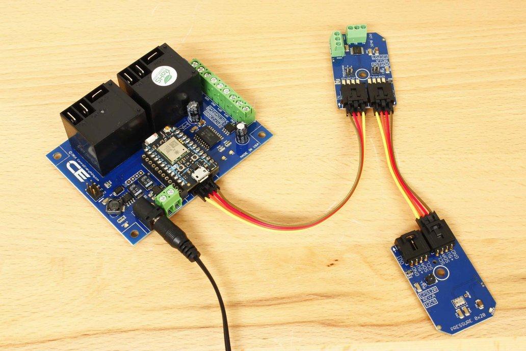 CPS120 Digital Barometer Altimeter I²C Mini Module 1