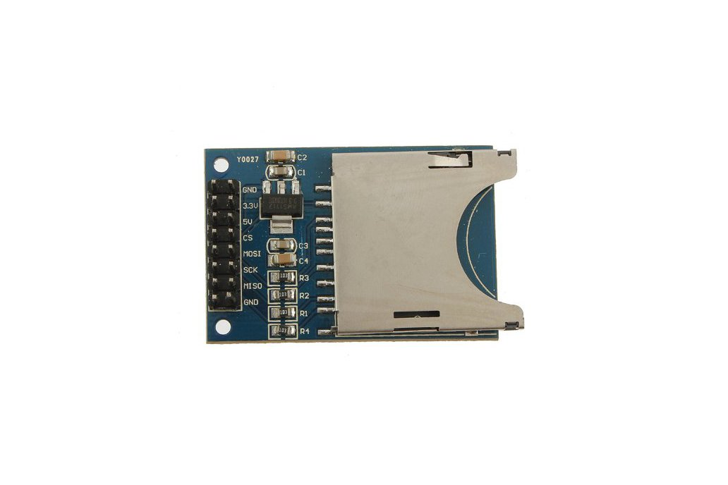 Arduino Compatible SD Card Reader 1