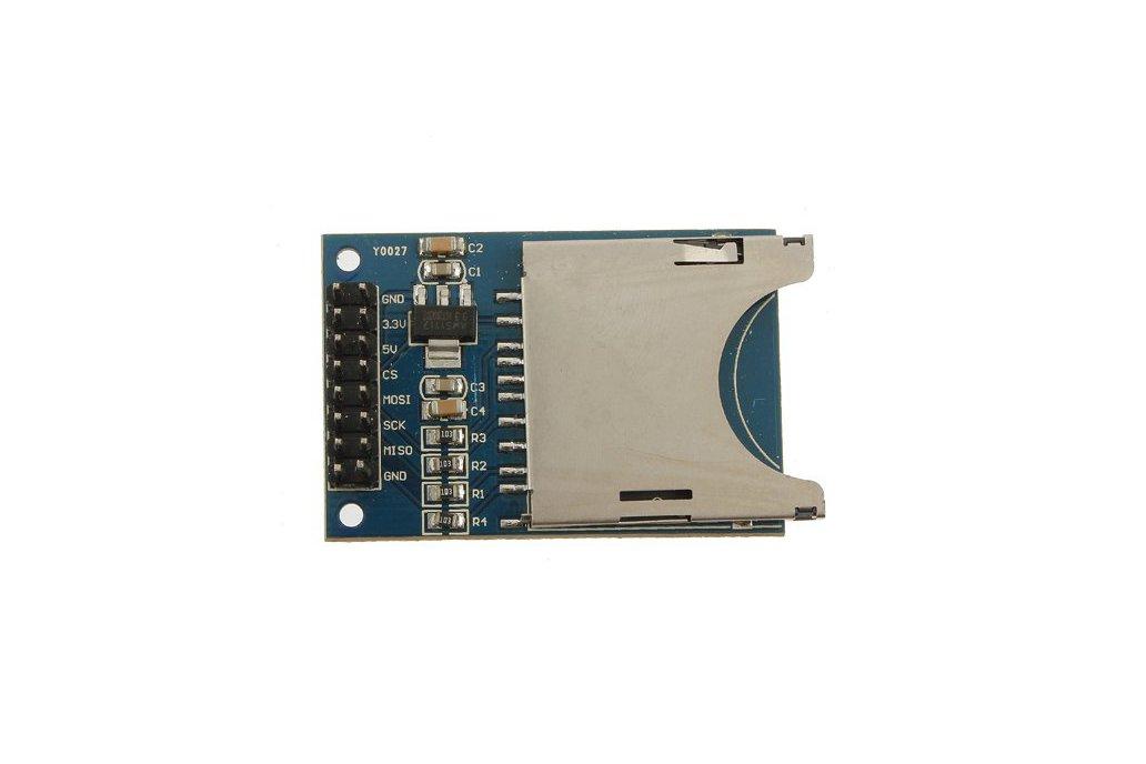Arduino Compatible SD Card Reader 1