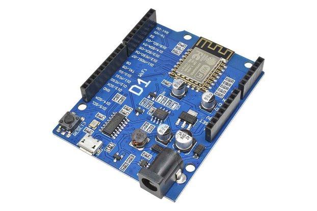 ESP-12E WeMos D1 UNO R3 CH340 CH340G WiFi Board