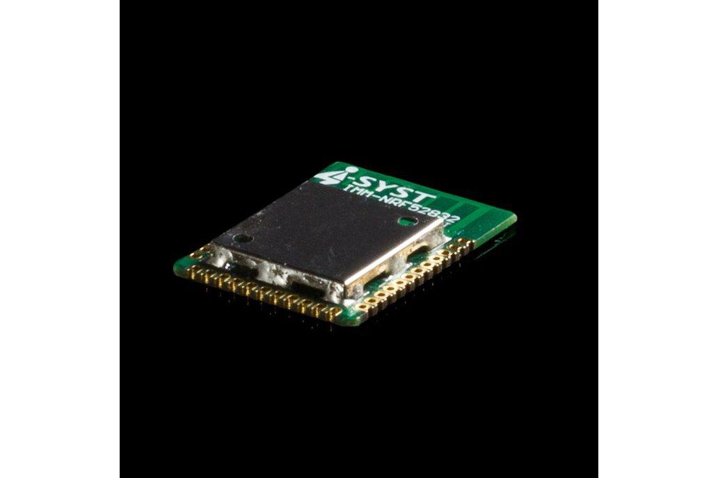 nRF52832 ANT+, Bluetooth 5, ARM Cortex-M4F, 30 I/O 1