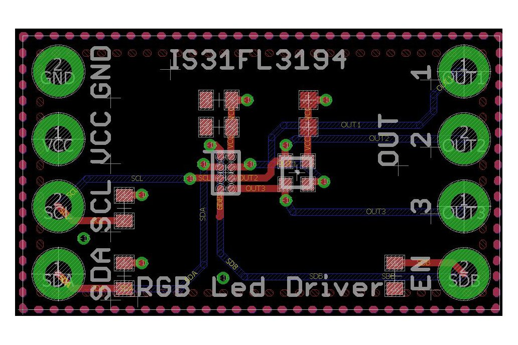 IS31FL3194 Programmable 3-Channel LED Driver 3