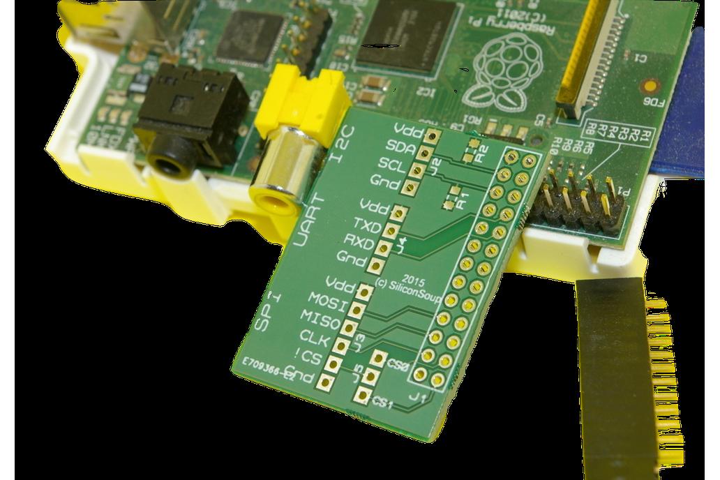 Multi-Serial Interface. 1