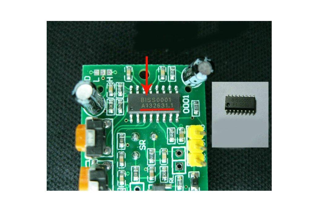 2pc Infrared sensing module 5