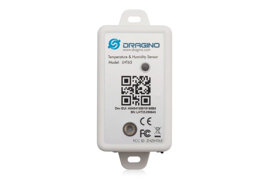 LHT65 LoRaWAN Temperature & Humidity Sensor 1