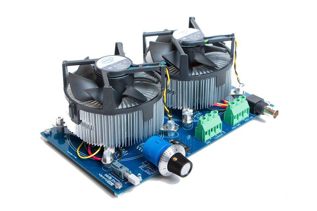 180W-240Watt Electronic Load PCB 1