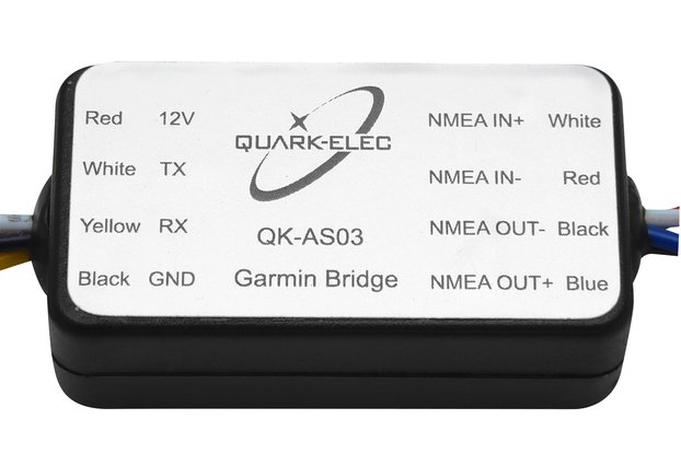 QK-AS03 NMEA Protocol Bridge