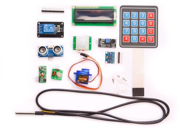 Croduino beginner kit (CBK) SENSE