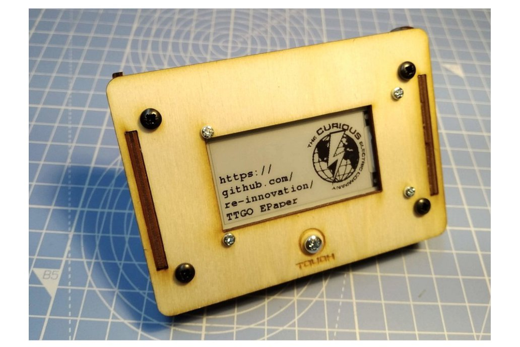 E-Paper Remote Display Unit Kit 1