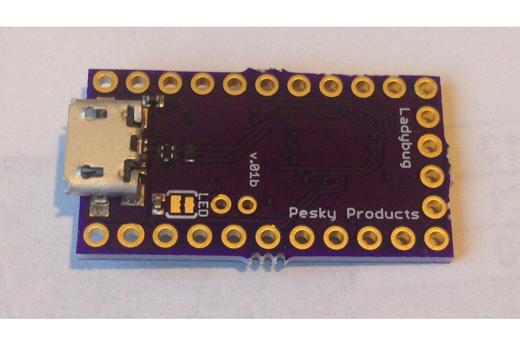 Ladybug STM32L432 Development Board 5