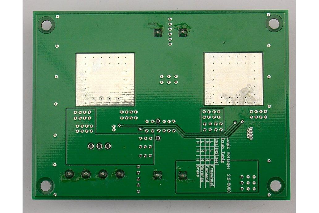 6-18Vdc DC Motor Controller 20A Output (25A Peak) 2
