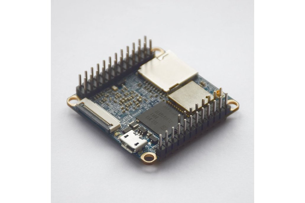 A tiny powerful ARM Linux board with 5GHz WiFi 1