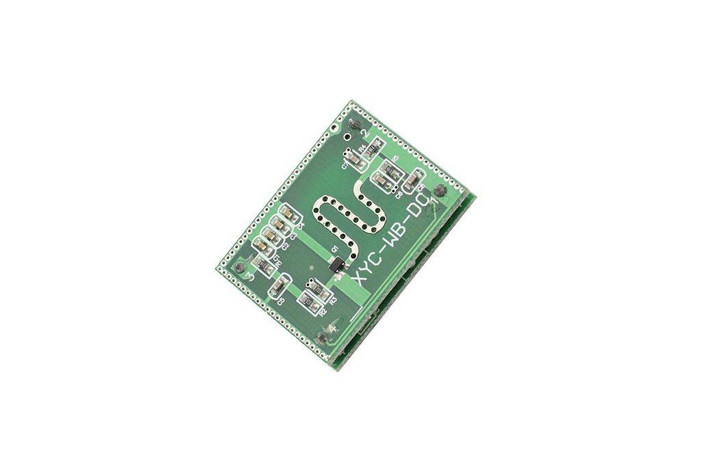 Microwave Radar Sensor Smart Switch(7740) 1