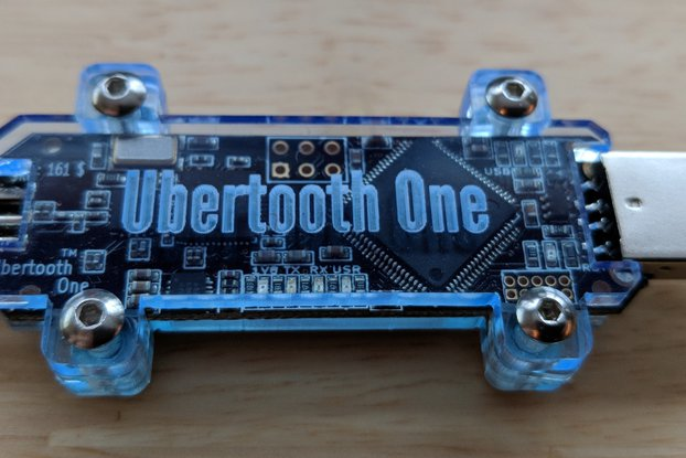 Ubertooth One Acrylic Case