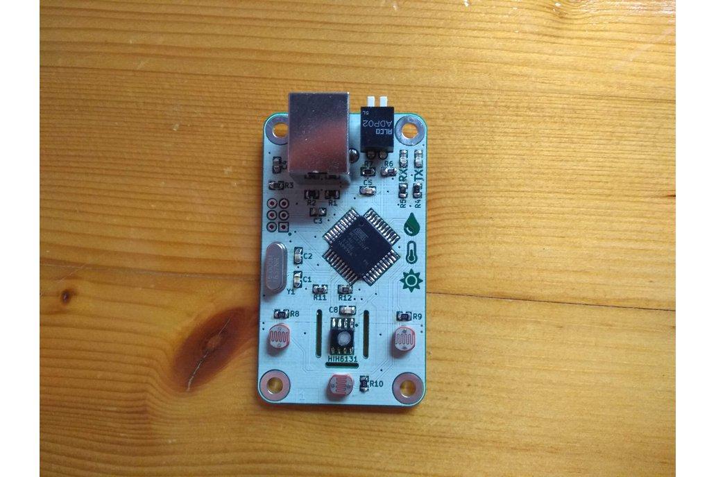 Temperature/Rhumidity/Rlight sensor module 1