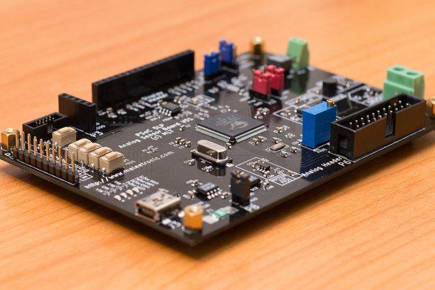 MLT PSoC 5LP Analog Sensor Board