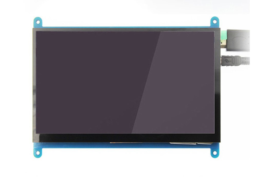 7 Inch Touch Screen Monitor LCD For Raspberry Pi 1