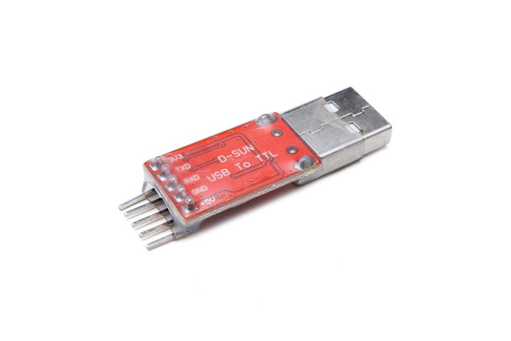 USB To TTL / COM Converter Module buildin-in CP210 2