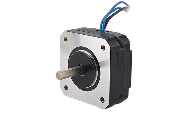 Nema 17 Stepper Motor 13Ncm(18.4oz.in)