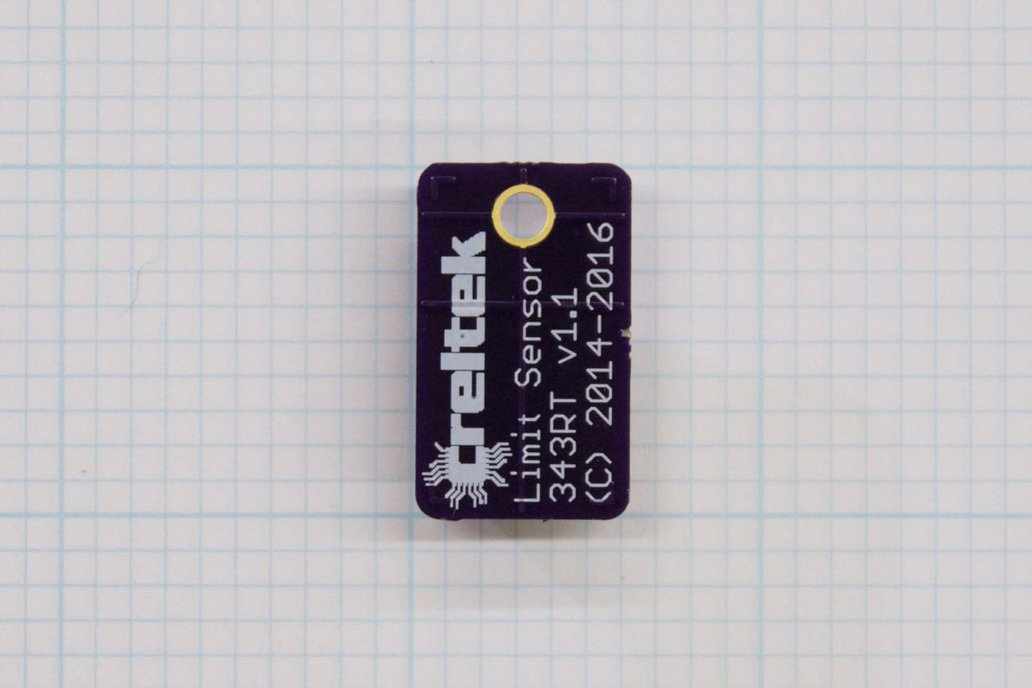 Creltek Limit Sensor 343RT 4