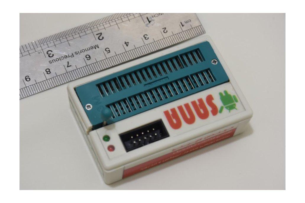 SANA USBASP Programmer and 89S5x , 24Cxxx , 93cxx 12