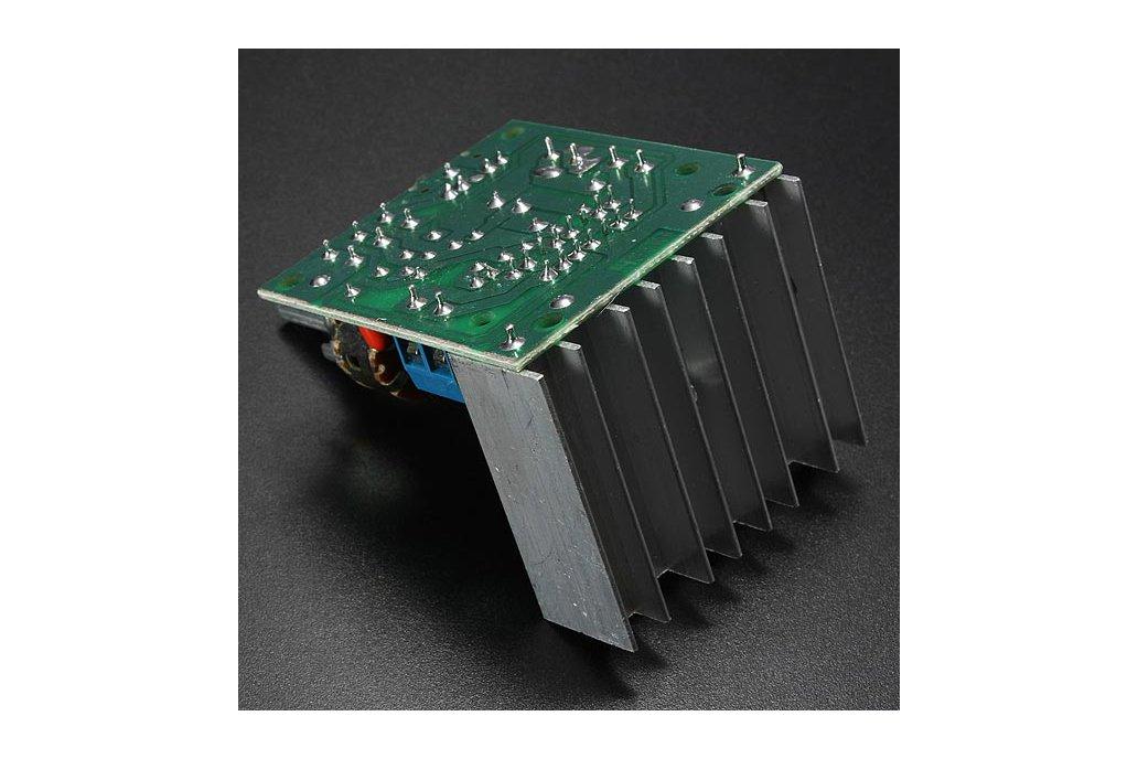 AC/DC 12V 2 x 15W TDA7297 Version B Digital Audio Amplifier Board Dual-Channel 3