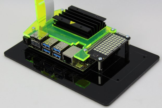 JetCase PiHat for Jetson Nano Developer Kit