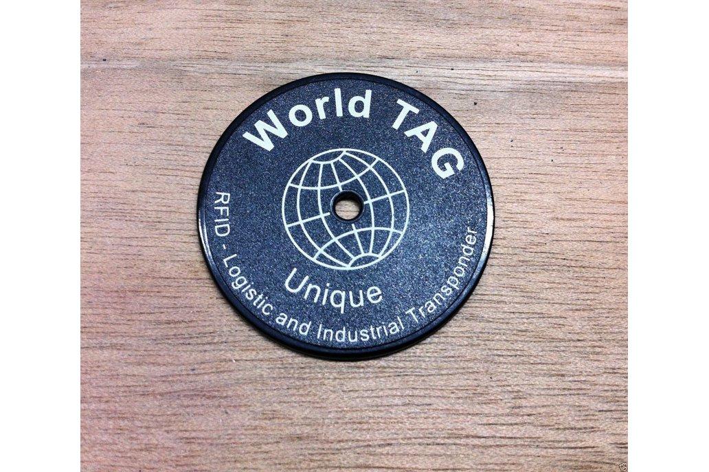 Quality World-Tag 125Khz RFID TAG (25 pcs lot) 1