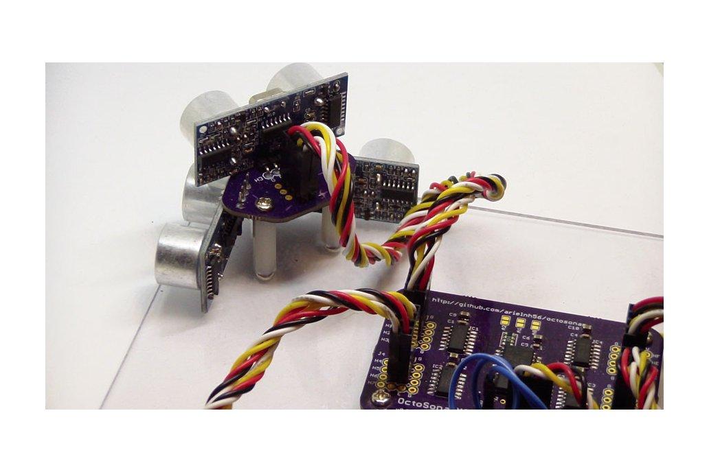 Trimount brackets for HC-SR04 Sensors - set of 4 4