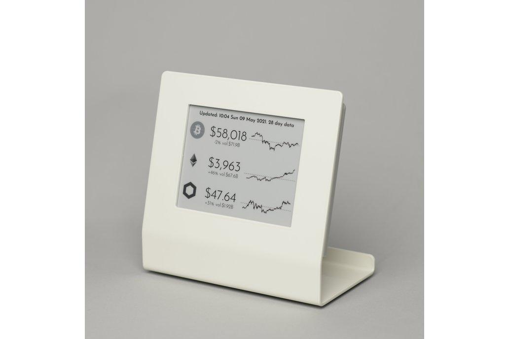 Cryptocurrency Ticker XL 1