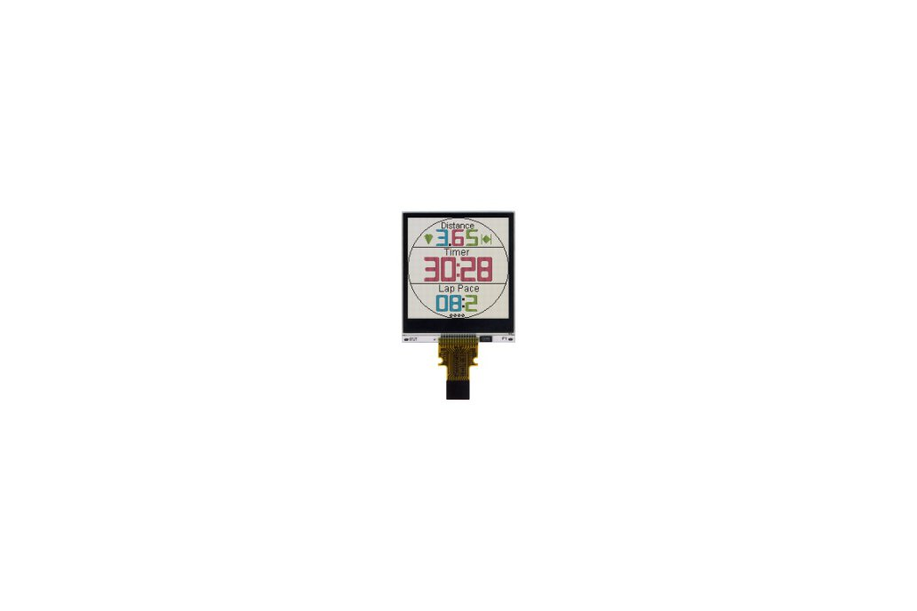 Sharp 1.33-inch Color Memory LCD 1