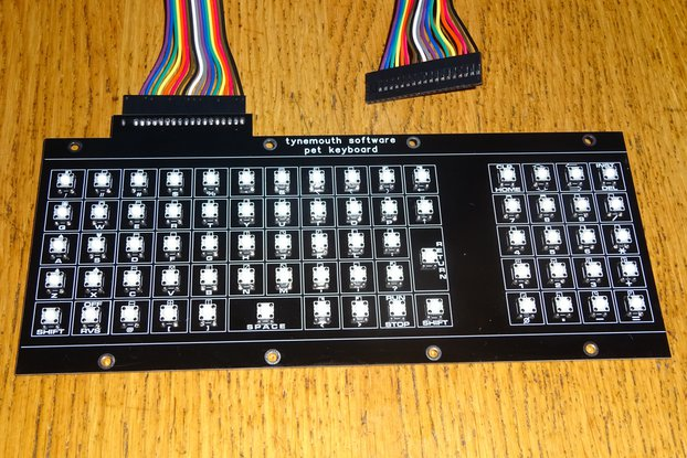 Commodore PET Replacement Keyboard