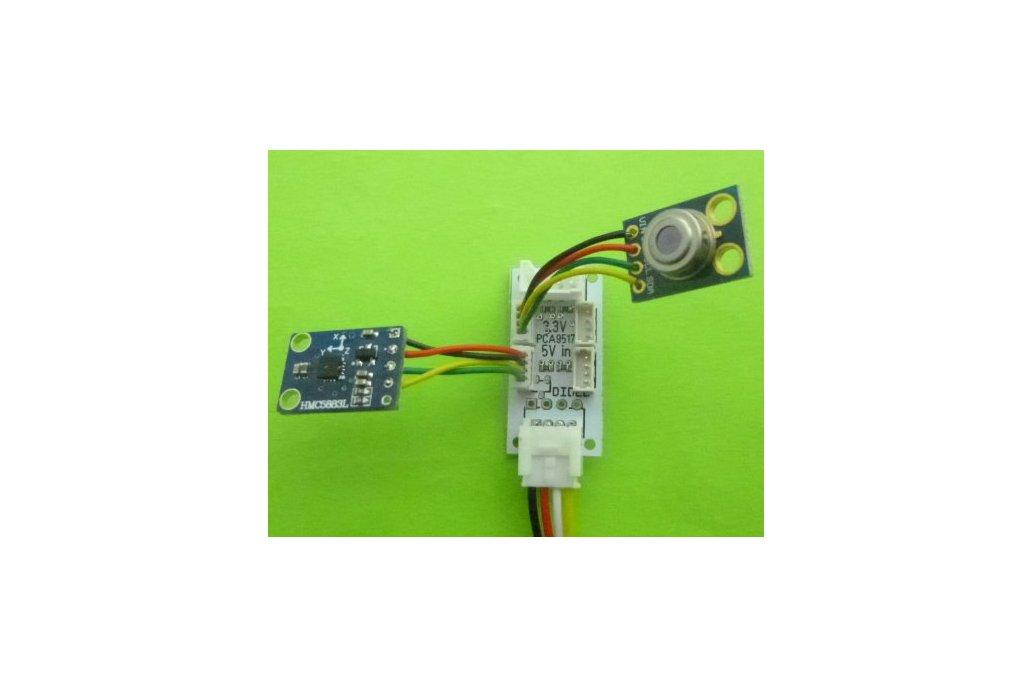 I2C 3/5V adapter 1