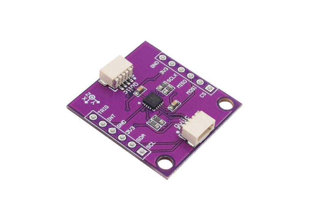 Zio QwiIc Triple Axis Magnetometer MLX90393 1