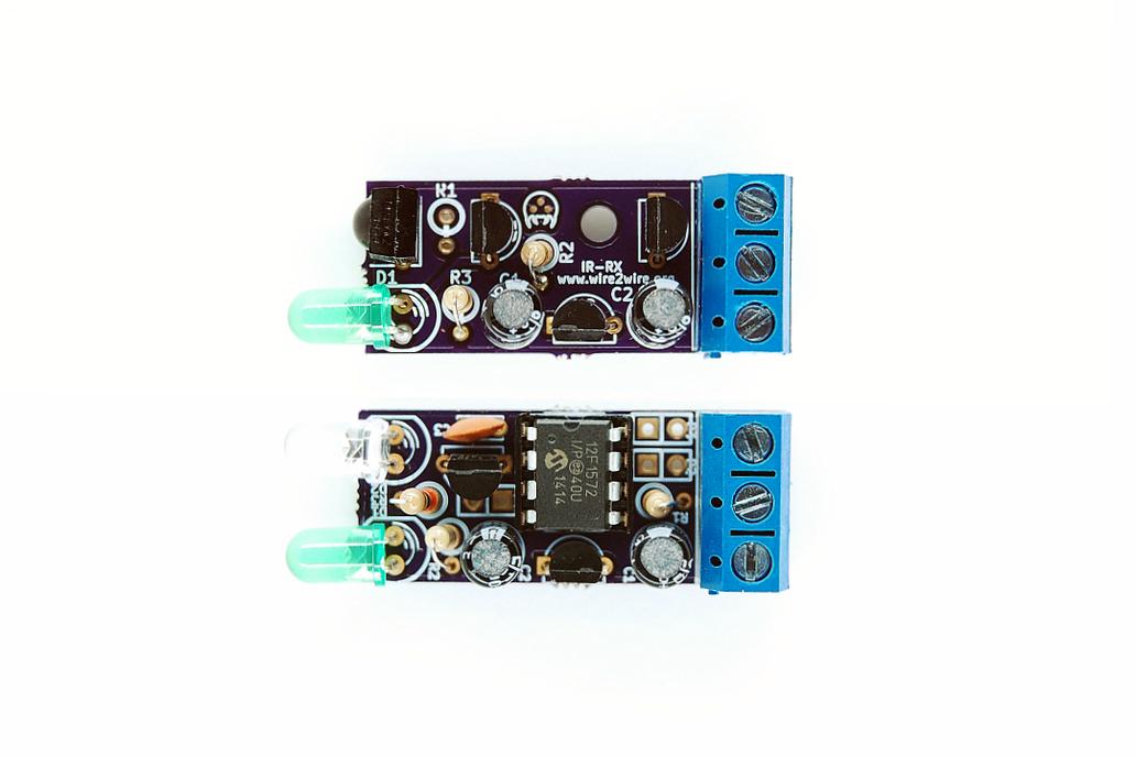 IR Receiver Kit 2