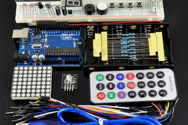 Basic Starter Learning Kit UNO For Arduino Basics