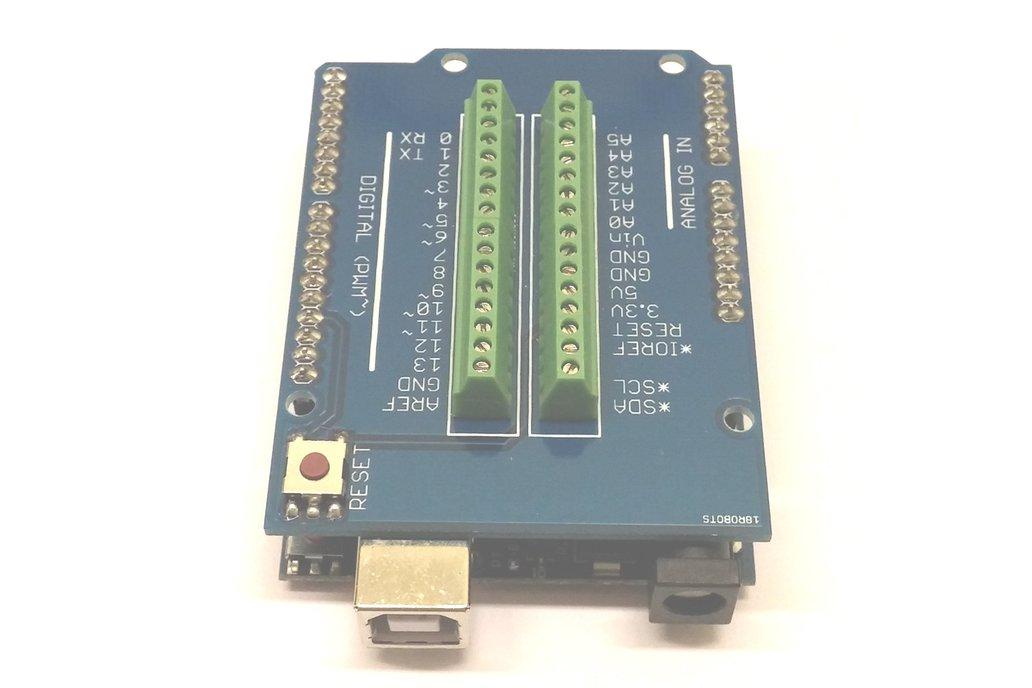 Mini Screw Terminal Shield for Arduino 2