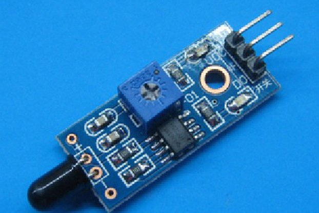 6pc Flame Detection Module