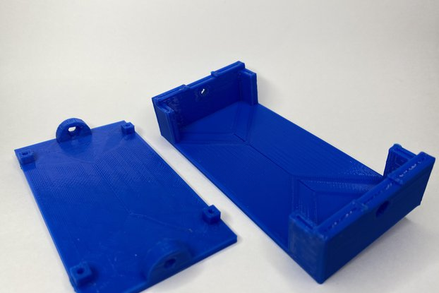 Greaseweazle V3 V4 3D printed case