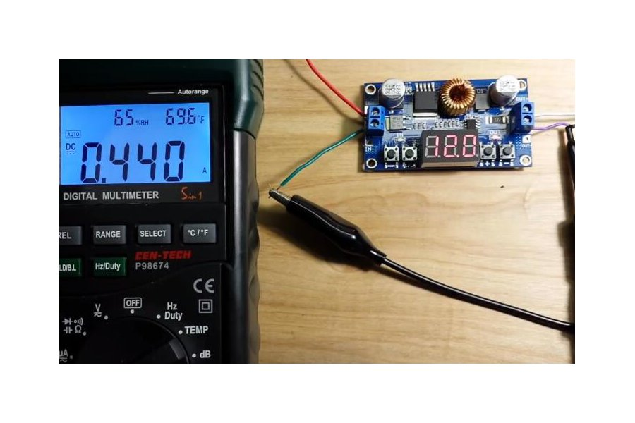 Step-Down Buck Power Converter Module(10528)
