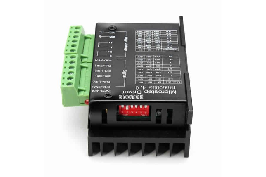 TB6600 Upgraded Version 32 Segments 4A 40V 57/86