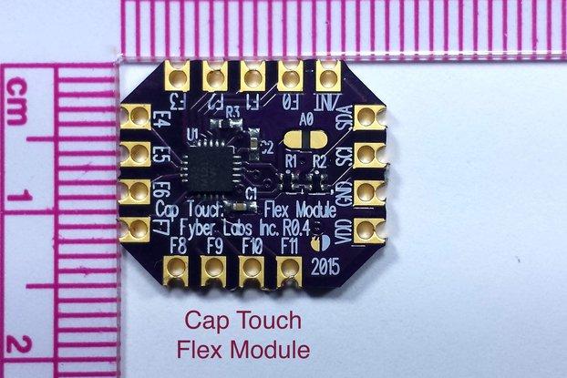Cap Touch Flex Module