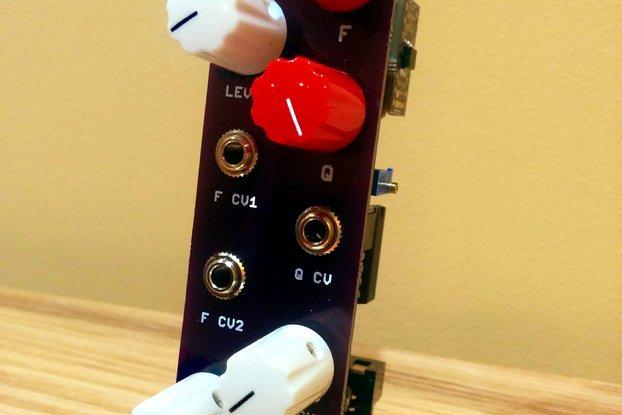 Fatkeys™ VCF (Eurorack PCB Set)