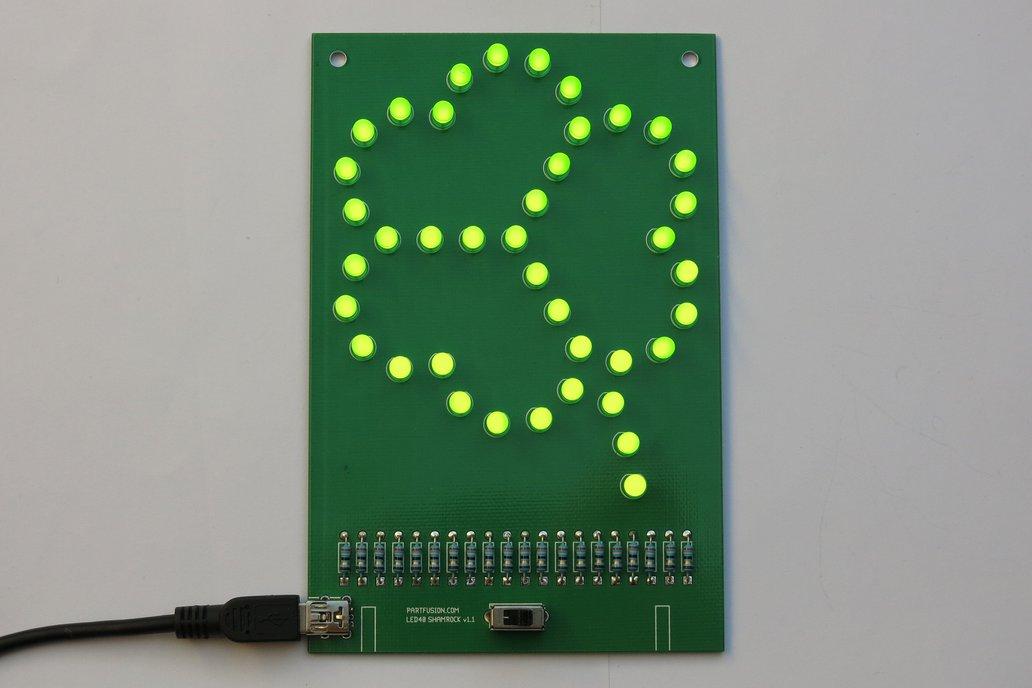 LED40 Shamrock v1 1