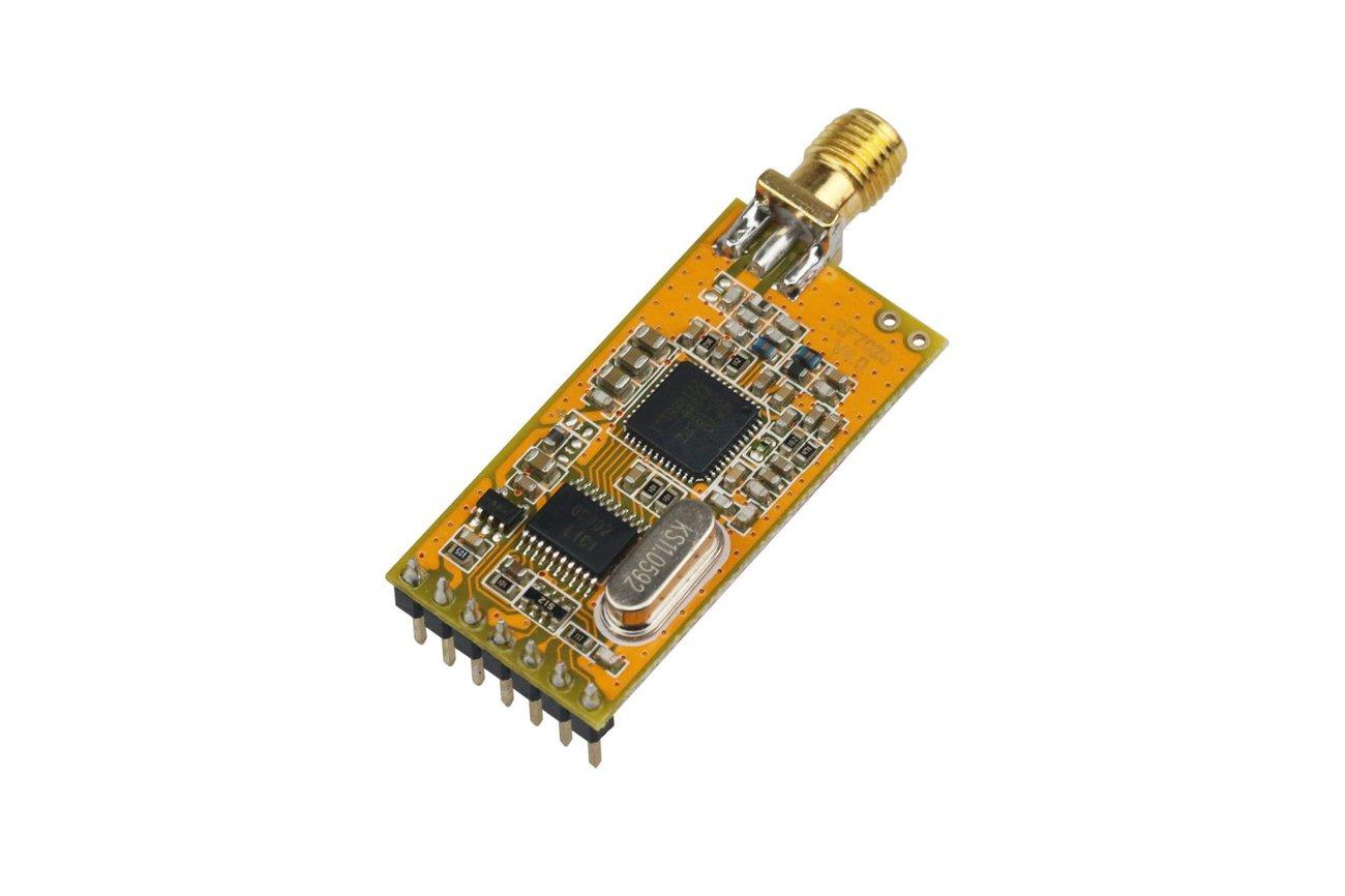 433Mhz 13dBm data radio modem DRF7020D13