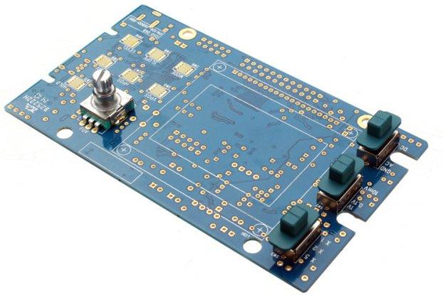DIY Oscilloscope Kit With Digital Storage Frequenc