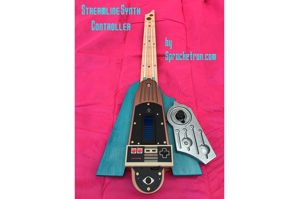 Guitar MIDI Synth Controller 1