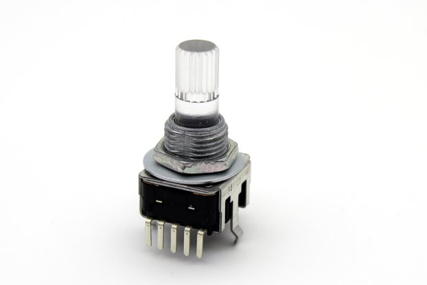 Illuminated RGB Encoder