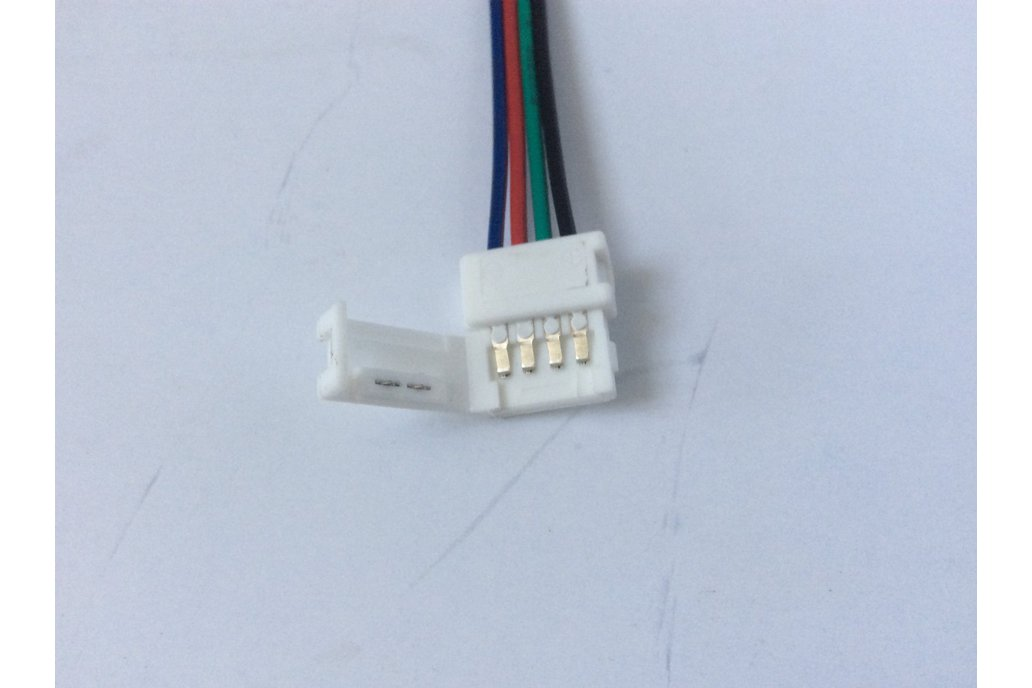 Four wire 2 ended connectors  1
