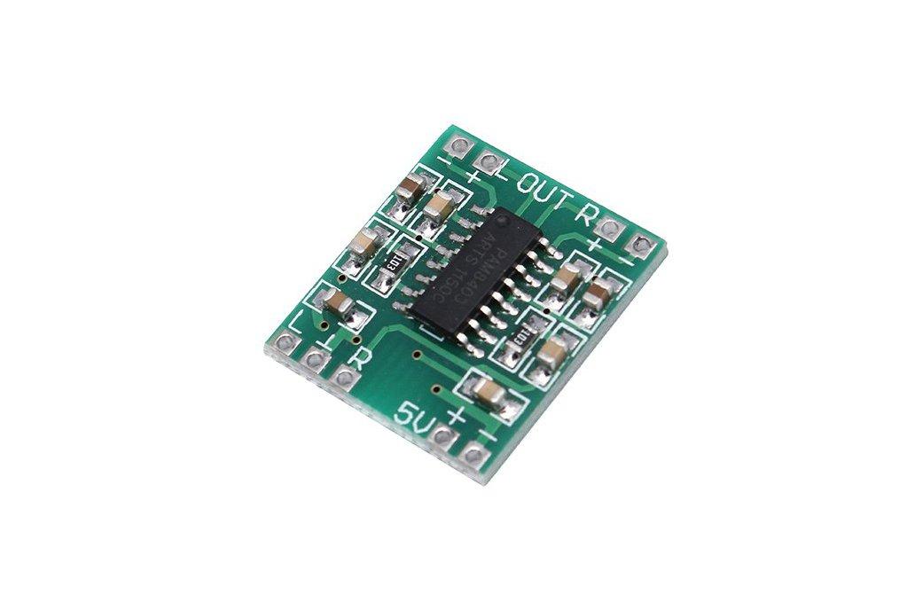 10pcs Mini Audio Amplifier Board(12615) 1